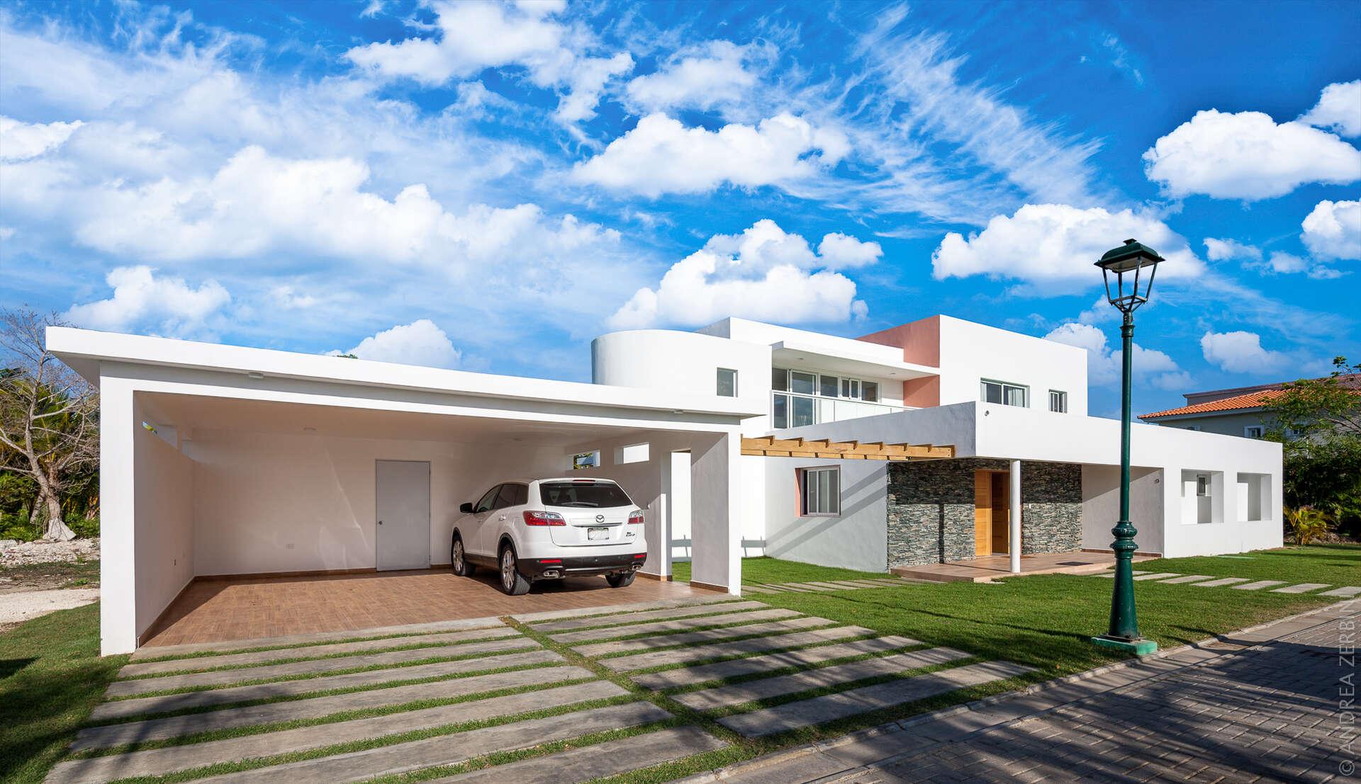 Luxury villa rentals caribbean - Dominican republic - Punta cana - Bavaro - Villa Moderna - Image 1/22