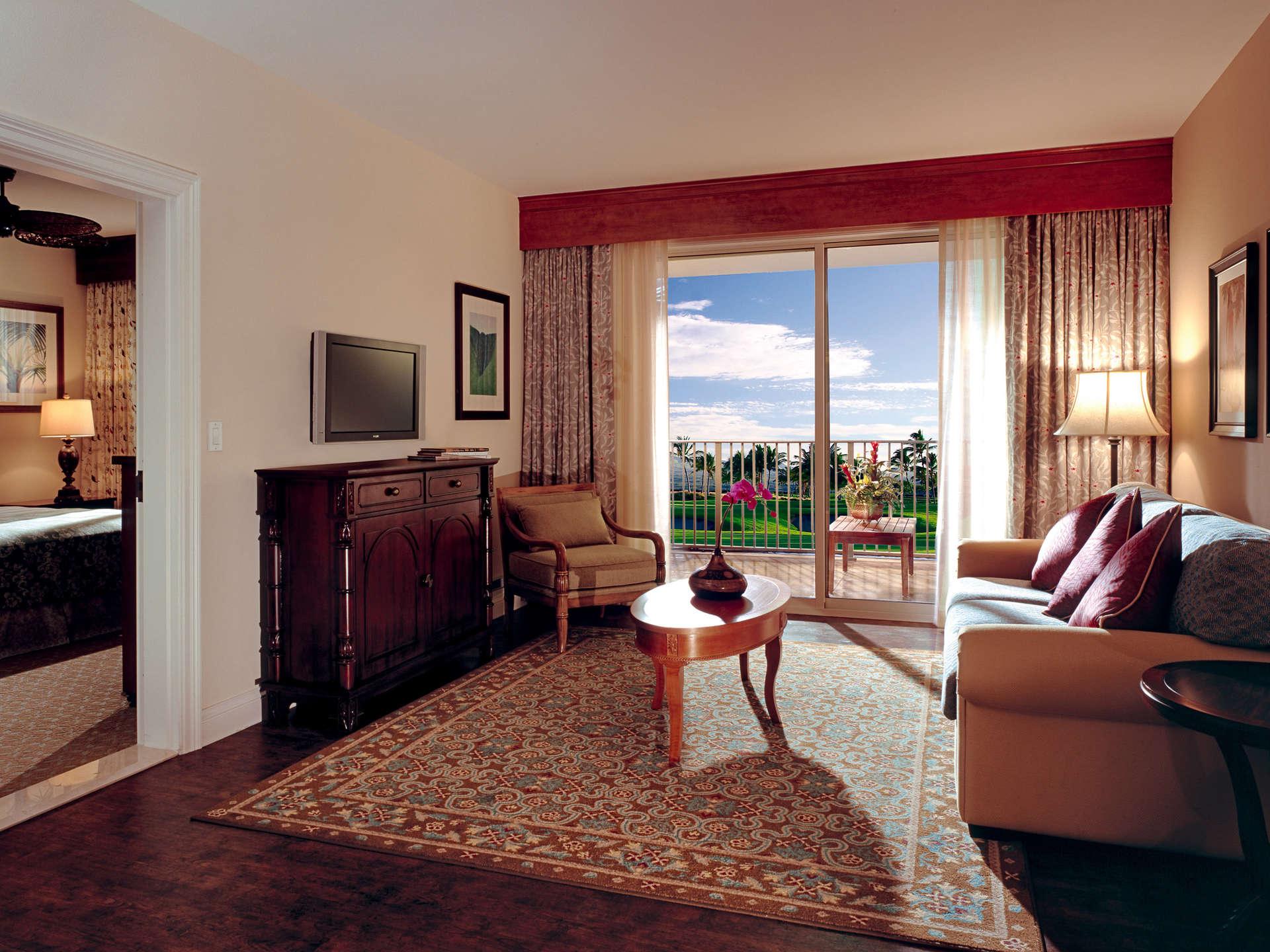 Luxury vacation rentals usa - Hawaii - Big island - Kings land  resort - Resort View | 3 Bedroom - Image 1/4