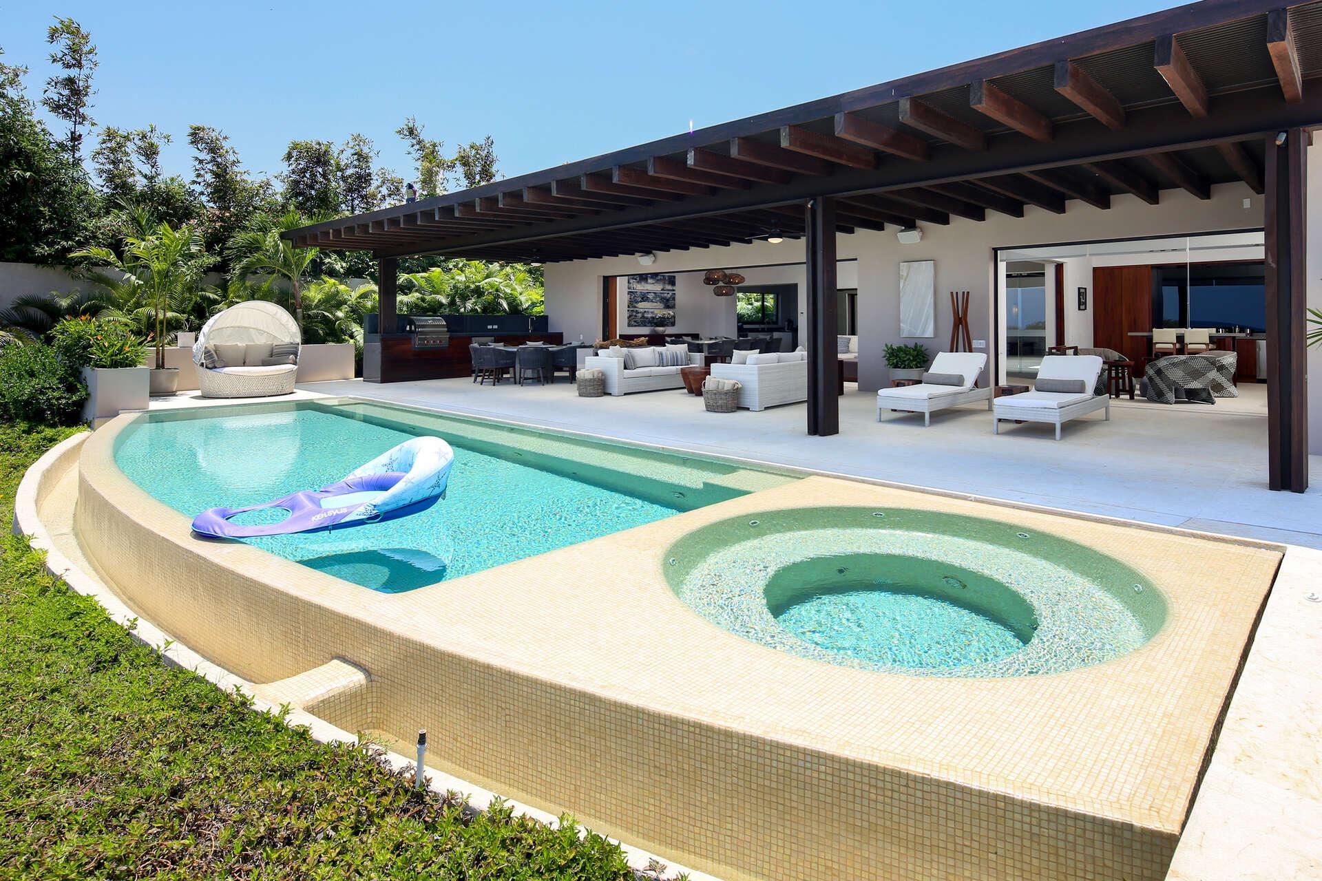 Luxury vacation rentals mexico - Punta mita - Porta fortuna - No location 4 - Rincon del Mar - Image 1/18