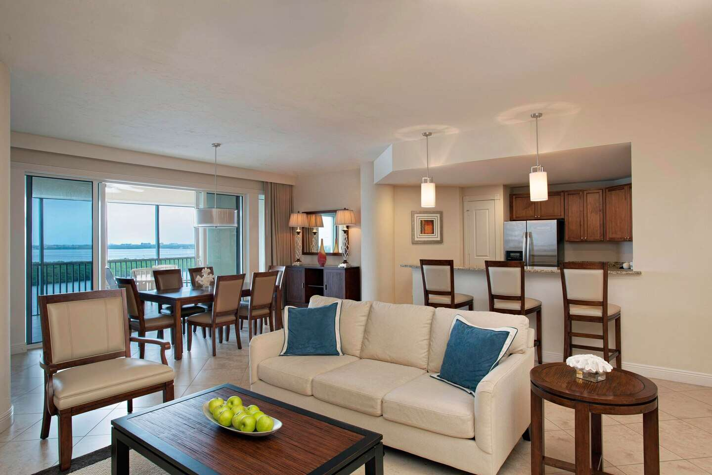 Luxury vacation rentals usa - Florida - Cape coral - The westin cape coral - 2 BDM Marina View - Image 1/17