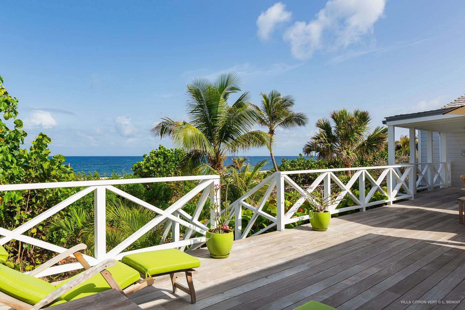 Luxury villa rentals caribbean - St barthelemy - Toiny - No location 4 - Citron Vert - Image 1/21