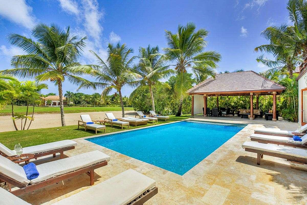 Luxury villa rentals caribbean - Dominican republic - Punta cana - No location 4 - Villa Arrecife - Image 1/27