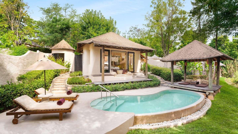 Luxury villa rentals asia - Thailand - Phuket island - The naka island resort and spa - Tropical Pool Villa - Image 1/15