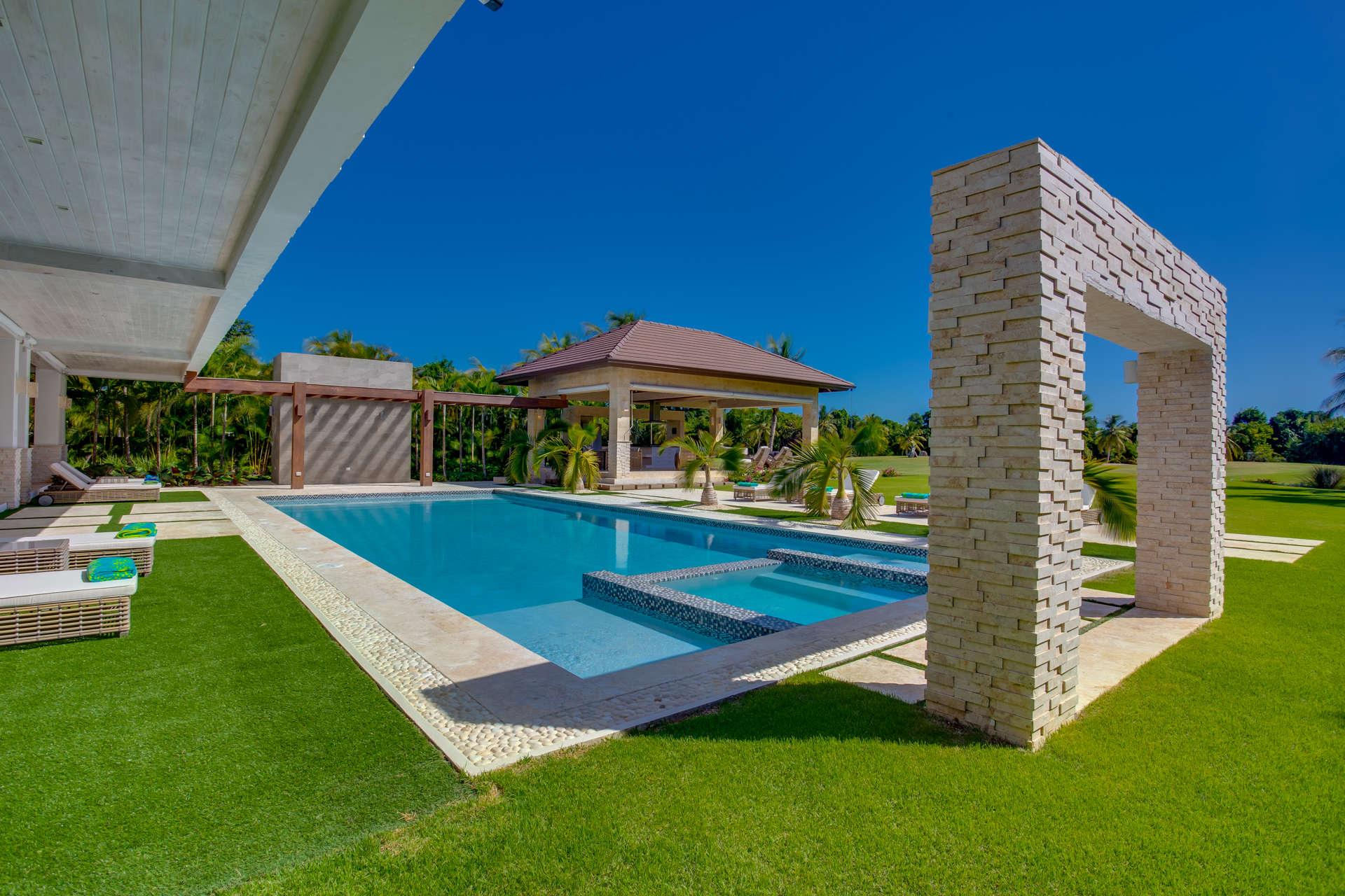 Luxury villa rentals caribbean - Dominican republic - Punta cana - Punta cana resort and club - Blue Star - Image 1/46