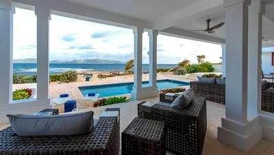Three Dolphins Beach Villa