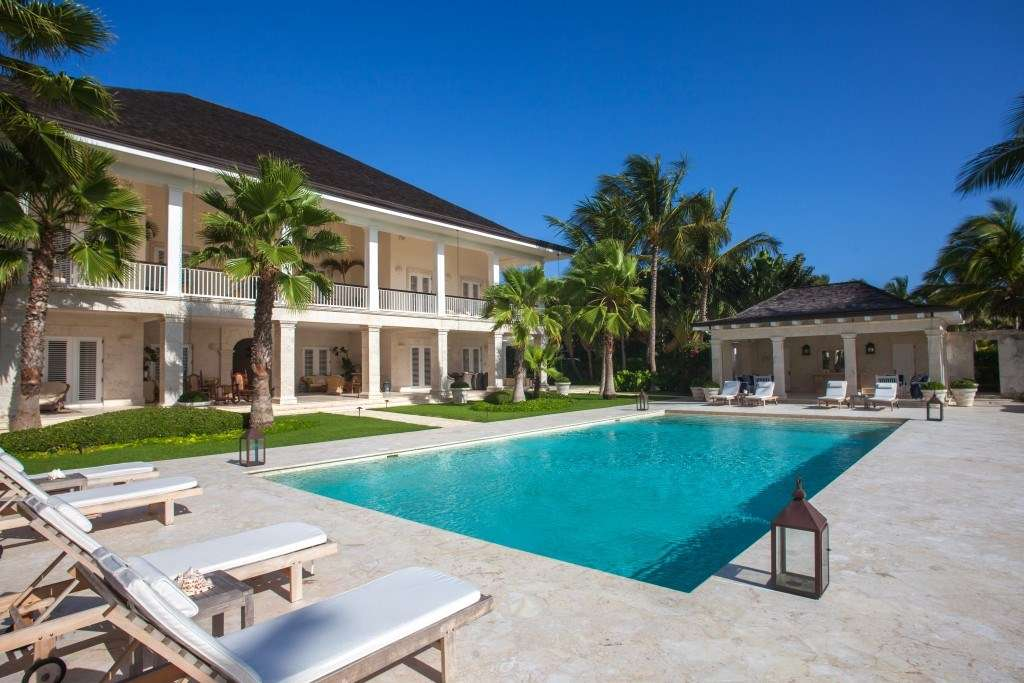 Luxury villa rentals caribbean - Dominican republic - Punta cana - Punta cana resort and club - Eden Villa - Image 1/15