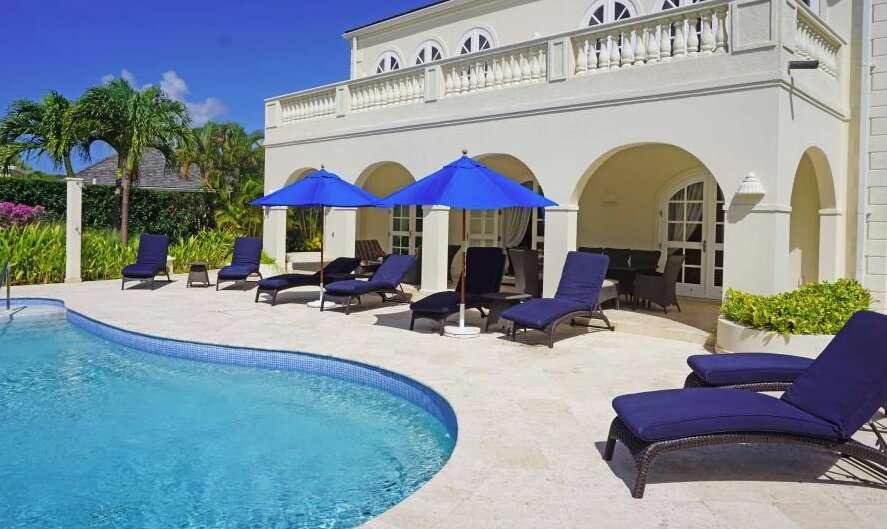Luxury villa rentals caribbean - Barbados - St james - Royal westmoreland golf resort - Mahogany Drive 8 - Image 1/11
