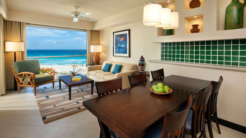 Luxury vacation rentals mexico - Riviera maya - Cancun - The westin lagunamar - 1 BDM Ocean View Balcony - Image 1/17