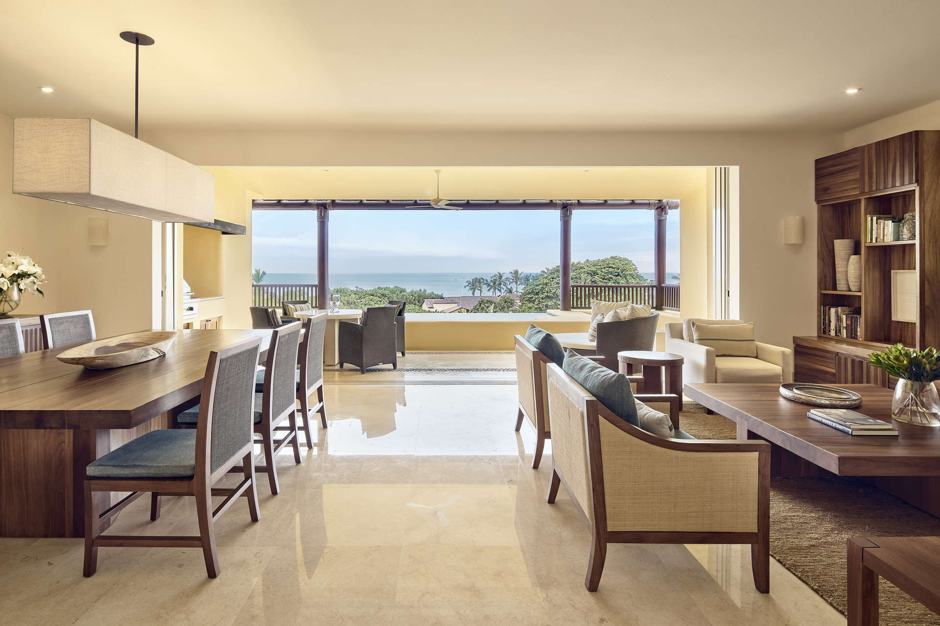 Luxury vacation rentals mexico - Punta mita - Four seasons punta mita - Ocean View 3 BRM - Image 1/6
