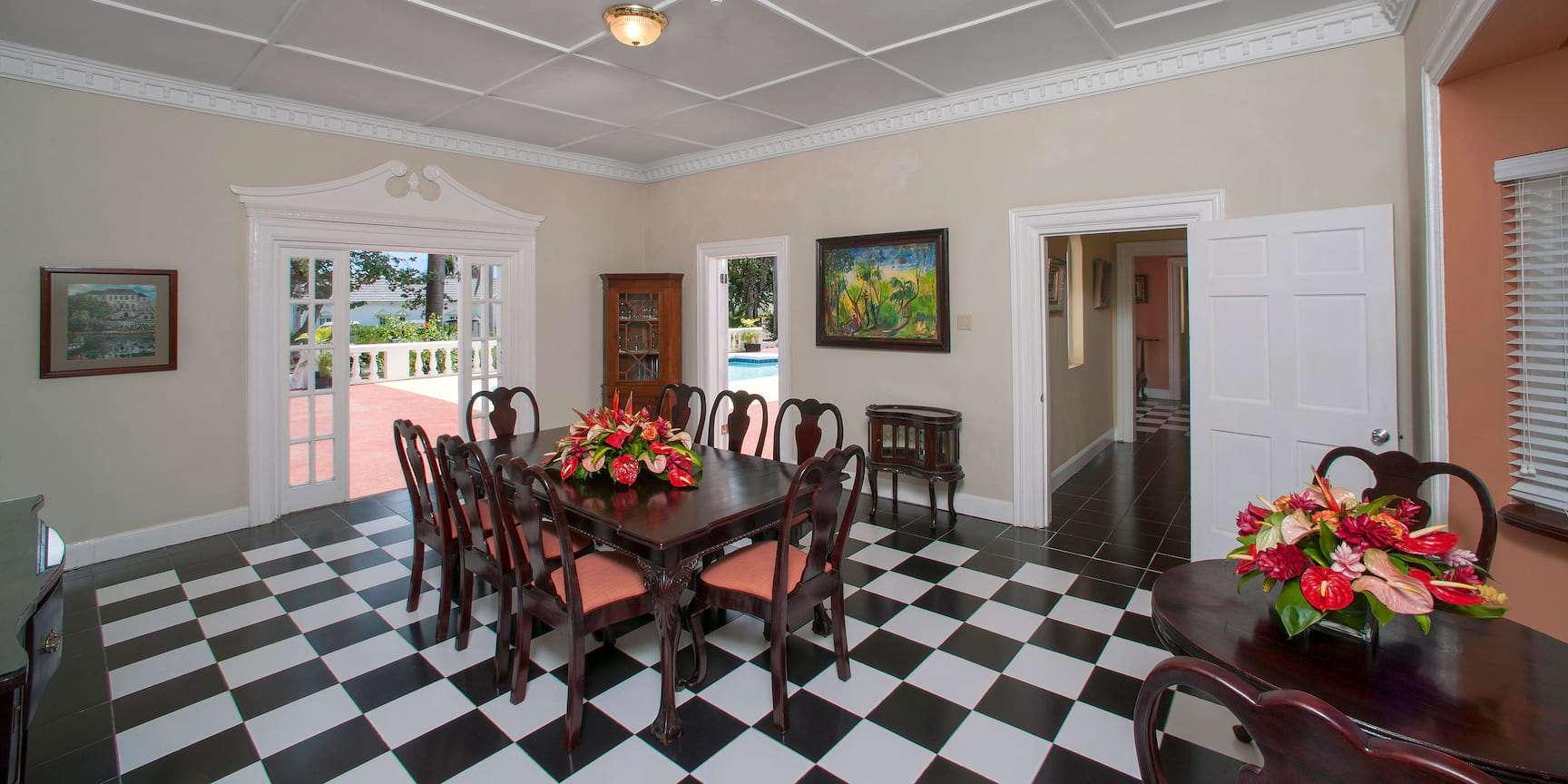 Luxury villa rentals caribbean - Jamaica - Montego bay - Half moon resort - 5 BDM Garden Villa - Image 1/14