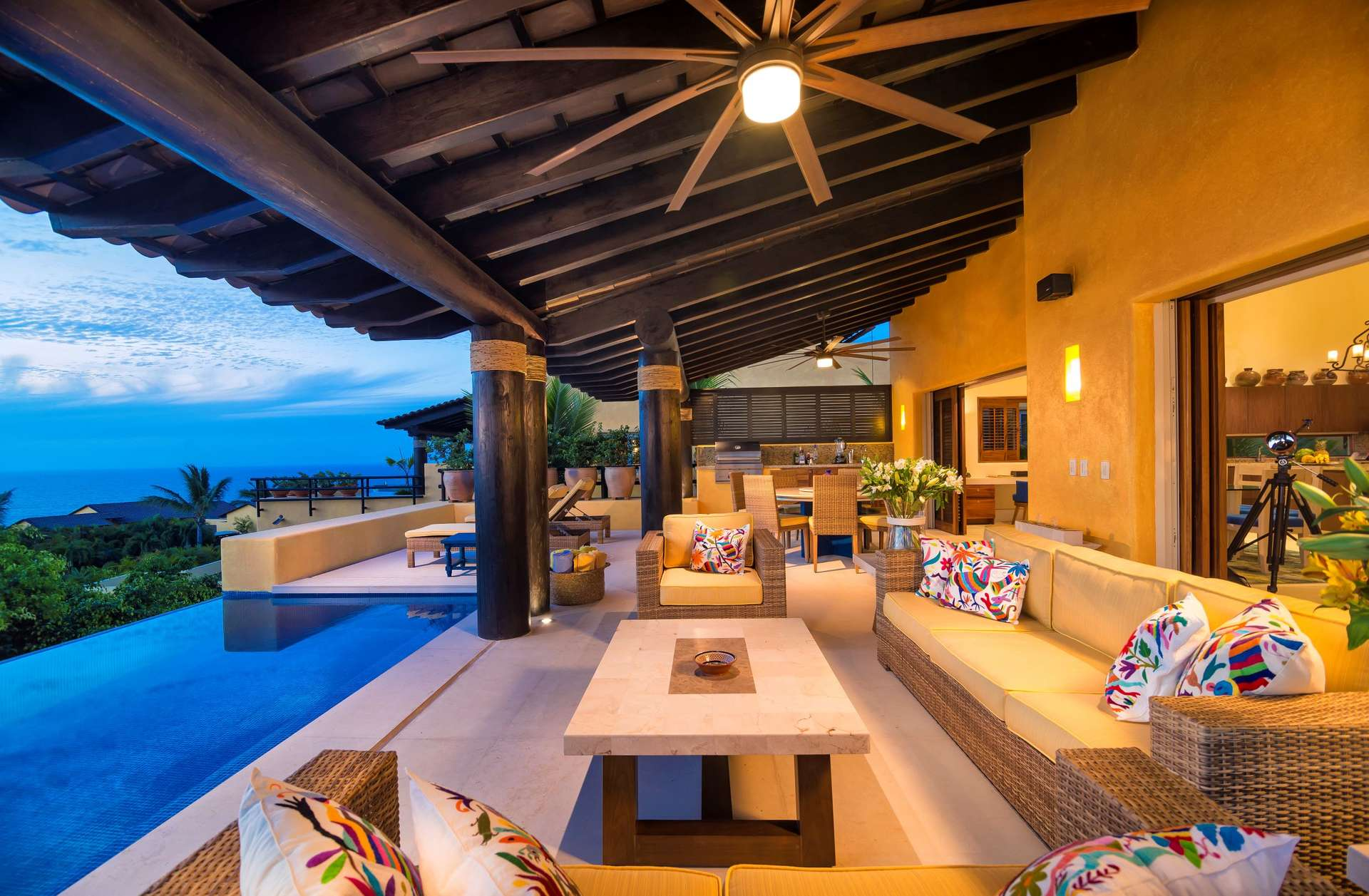 Luxury vacation rentals mexico - Punta mita - Four seasons punta mita - Villa Maria - Image 1/12