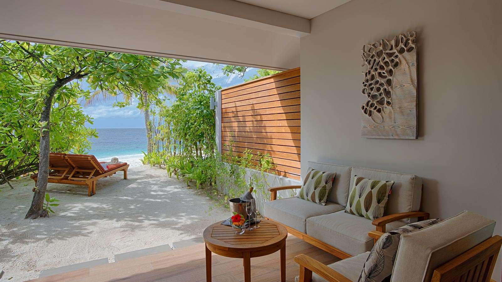 Luxury villa rentals asia - Maldives - Huvahandhoo - Lily beachresortandspa - Beach Suite - Image 1/5