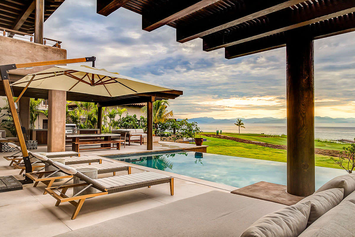 Luxury vacation rentals mexico - Punta mita - Elencanto - No location 4 - Casa Marlago - Image 1/20