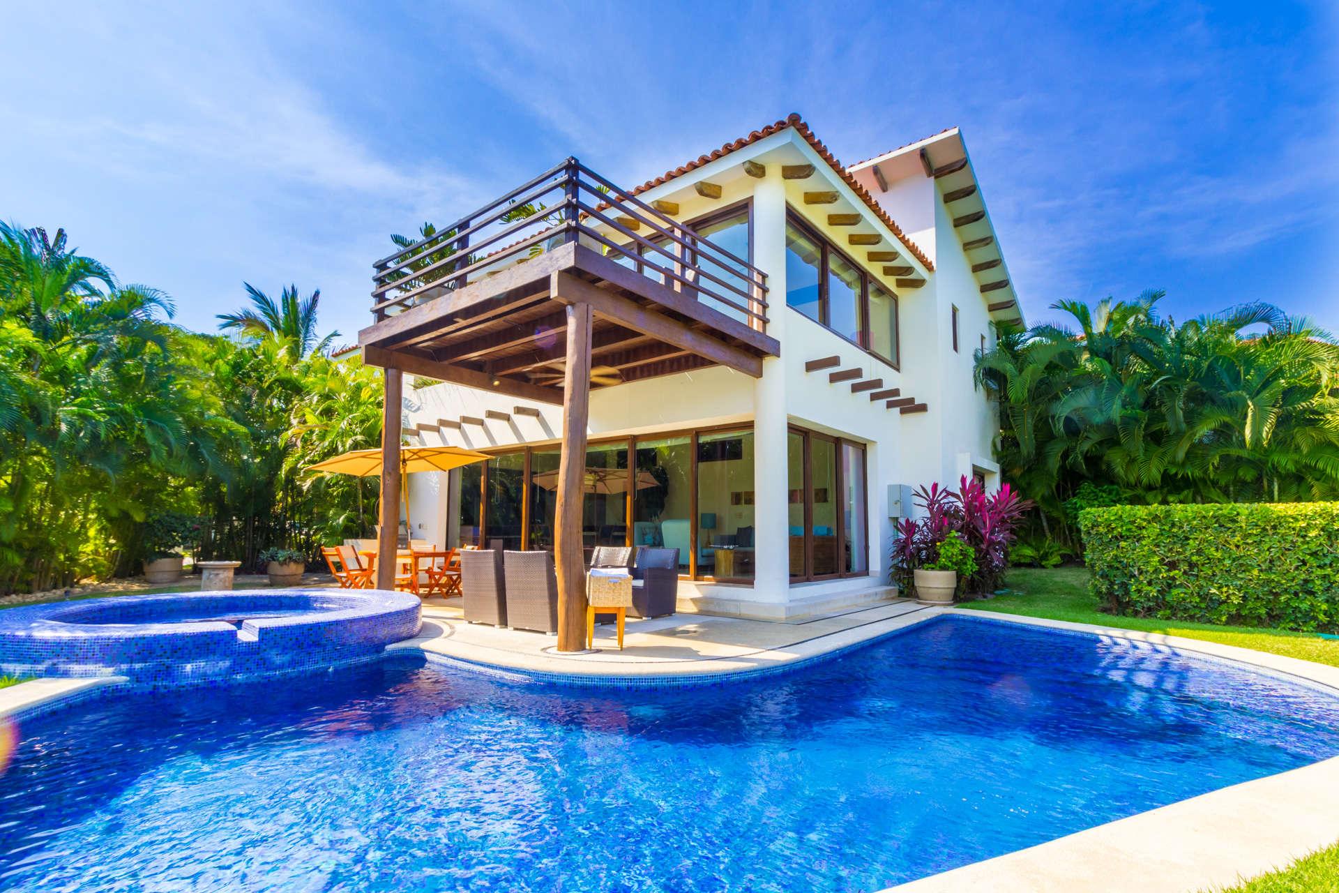 Luxury vacation rentals mexico - Punta mita - La serenata - No location 4 - Casa Los Suenos 2 - Image 1/24