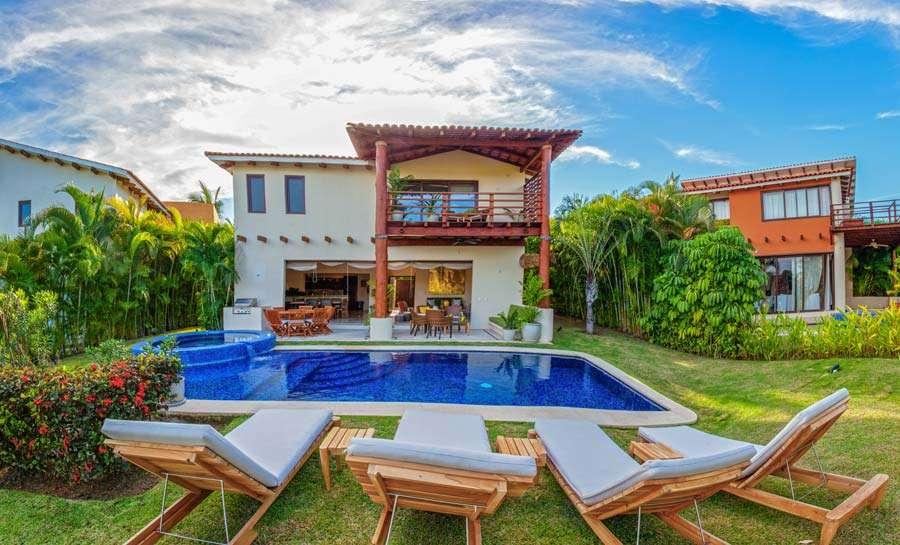 Luxury vacation rentals mexico - Punta mita - La serenata - No location 4 - Casa Los Suenos 3 - Image 1/13