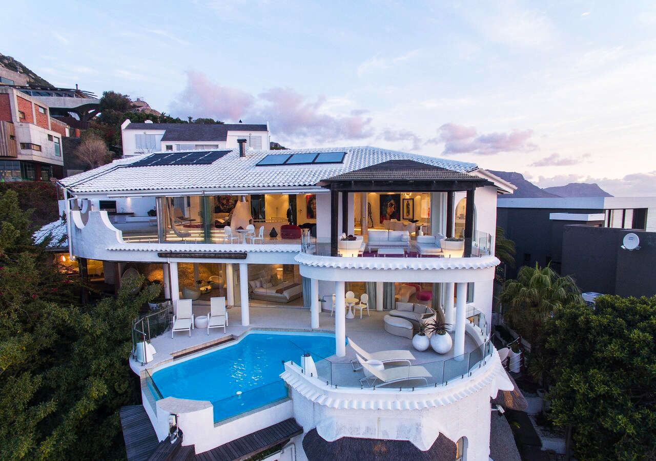 Luxury villa rentals africa - South africa - Capetown - Clifton - Eagle Rock - Image 1/42
