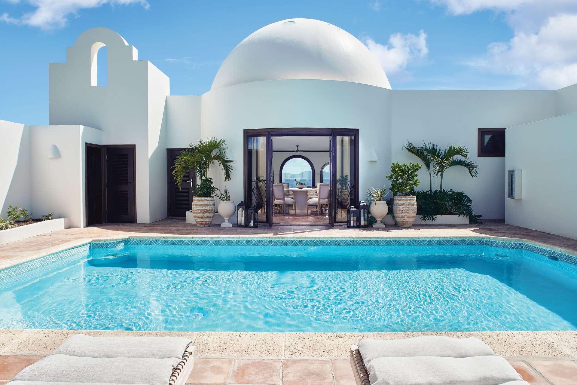Luxury villa rentals caribbean - Anguilla - Belmond cap juluca - No location 4 - 5 BDM Pool Villa - Image 1/19