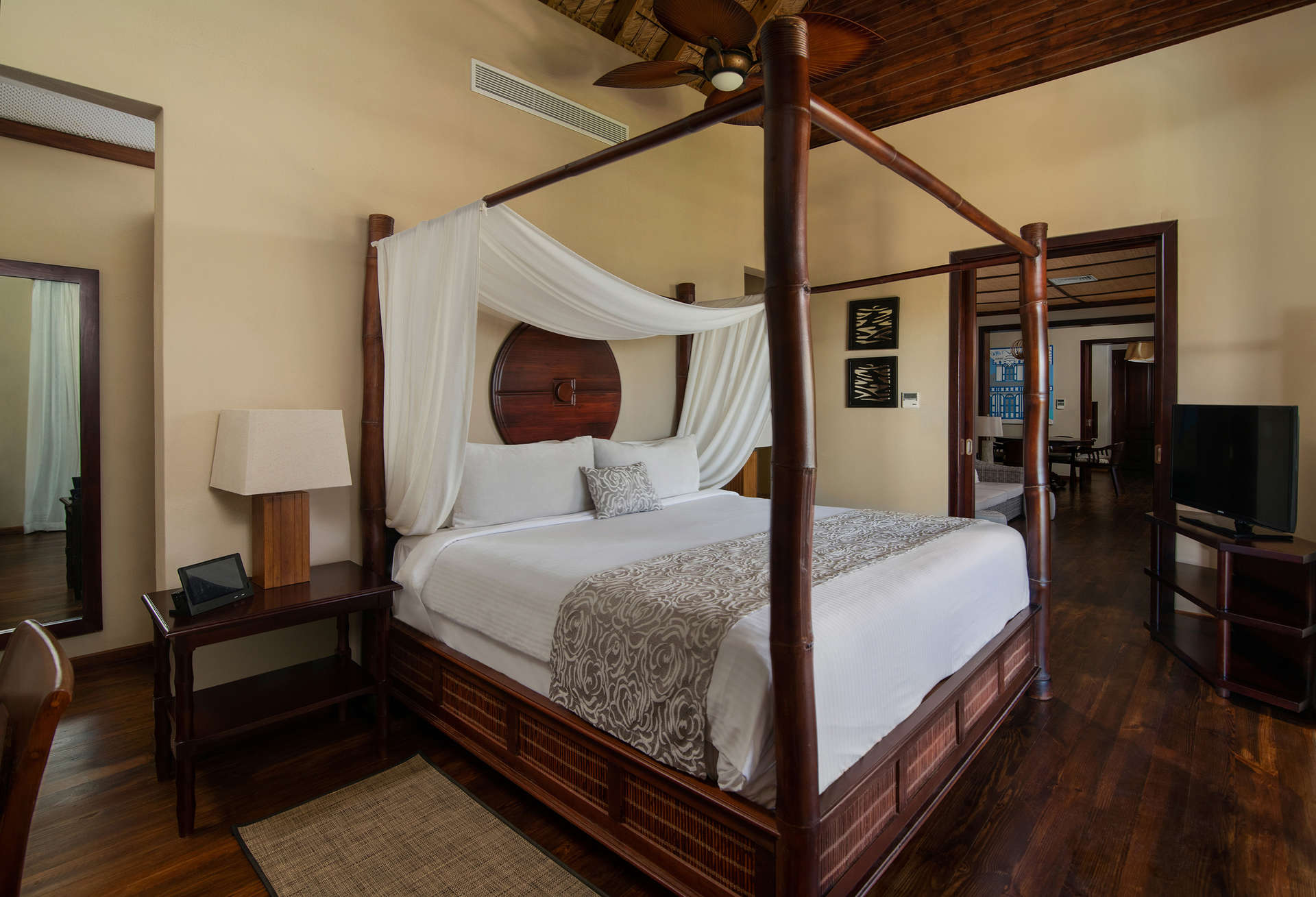 Luxury villa rentals caribbean - Dominican republic - Punta cana - Zoetry agua all inclusive resort - Ocean View Penthouse - Image 1/19