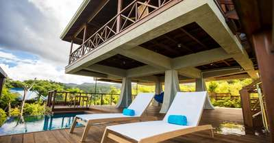 Zabuco Honeymoon Villa II