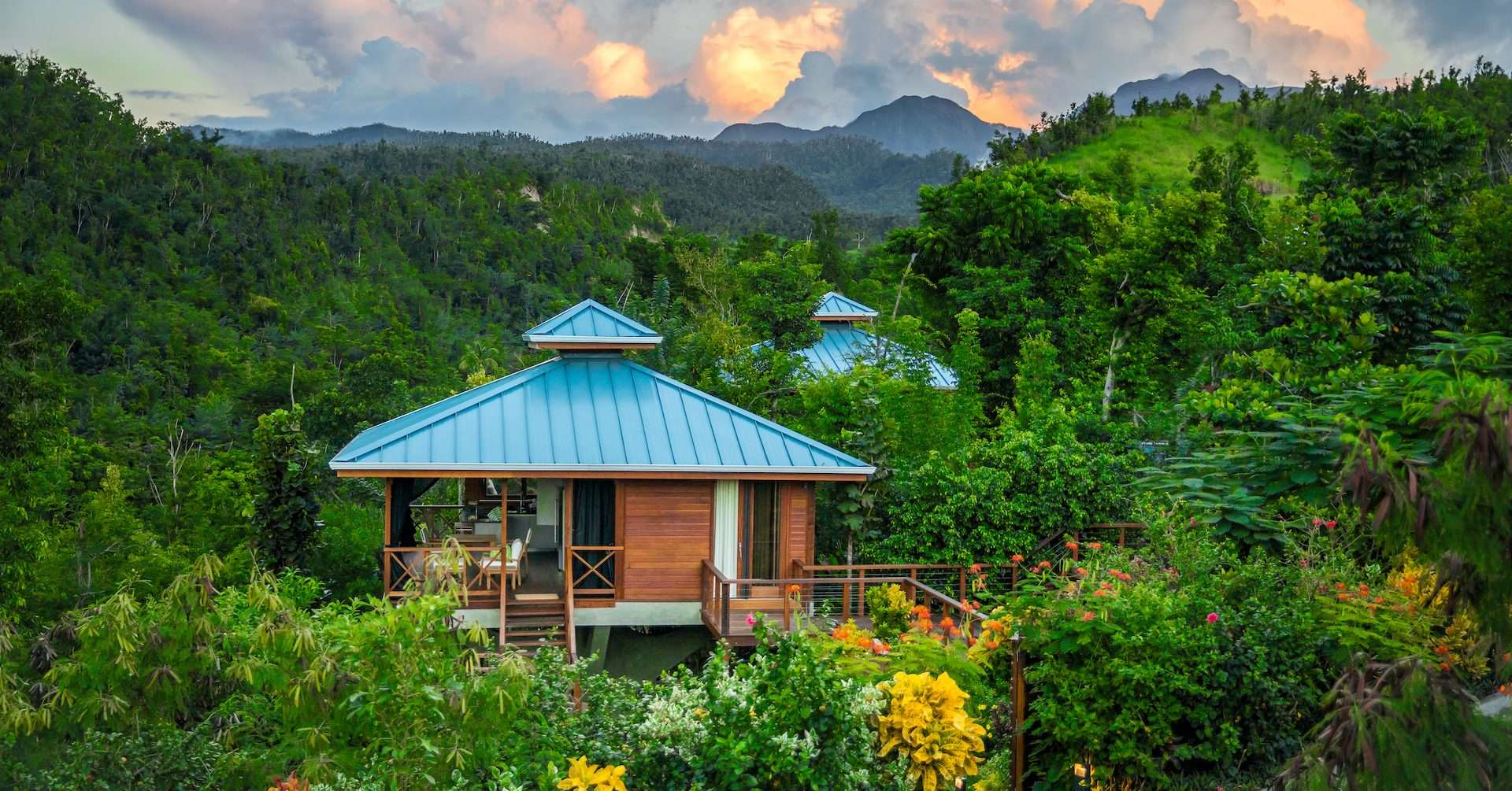 Luxury villa rentals caribbean - Dominica - Secret bay - No location 4 - Ylang Ylang Villa I - Image 1/11