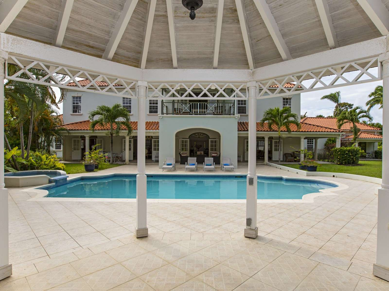 Luxury villa rentals caribbean - Barbados - St james - Sandy laneestate - Magnolia - Image 1/22