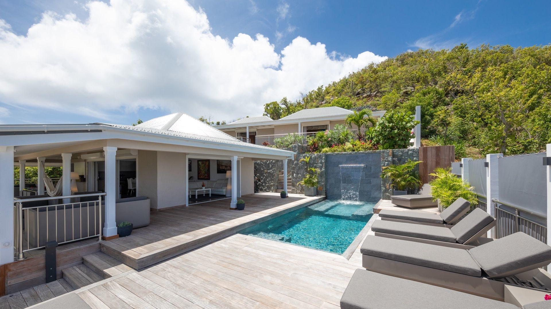 Luxury villa rentals caribbean - St barthelemy - Flamands - No location 4 - Lenalee - Image 1/26