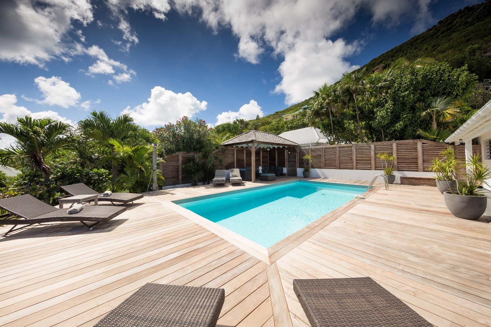 Luxury villa rentals caribbean - St barthelemy - Deve - No location 4 - Manonjul 1 - Image 1/33