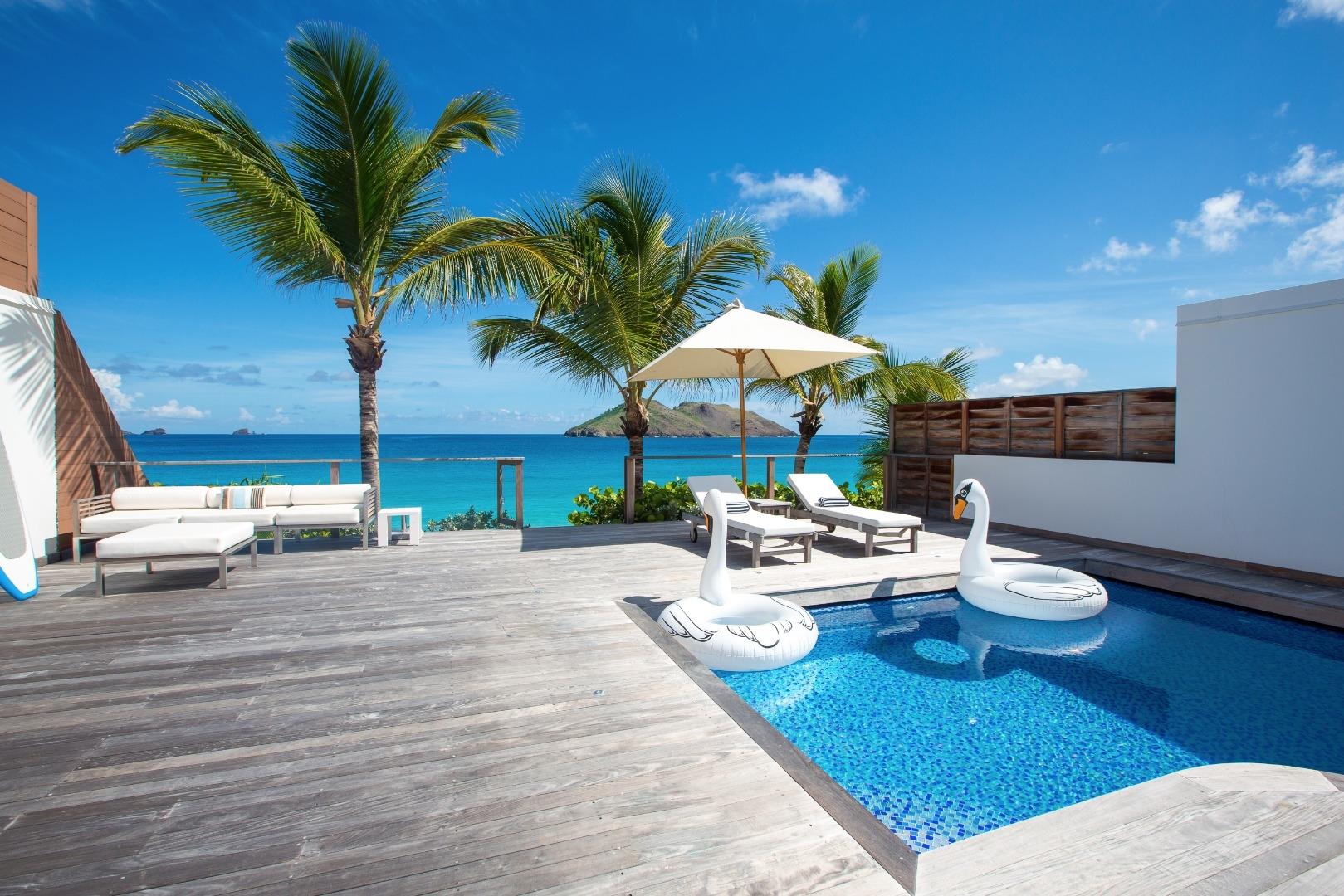 Luxury villa rentals caribbean - St barthelemy - Flamands - No location 4 - Ganesha - Image 1/19