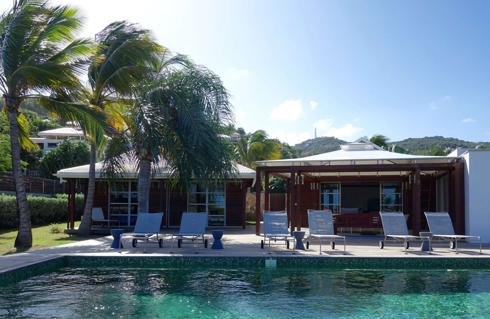 Luxury villa rentals caribbean - St barthelemy - Saint jean - No location 4 - Mak - Image 1/31