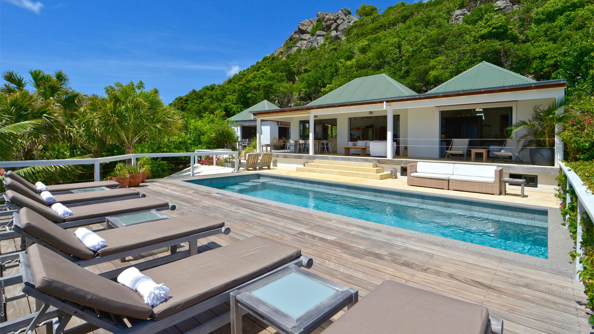 Luxury villa rentals caribbean - St barthelemy - Anse des cayes - Jali - Image 1/20