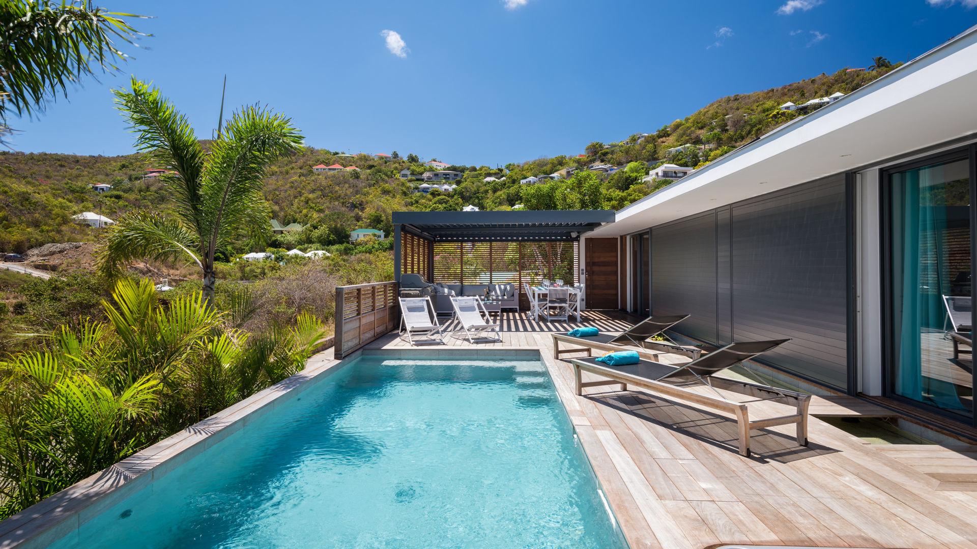 Luxury villa rentals caribbean - St barthelemy - Flamands - No location 4 - Starfish - Image 1/20