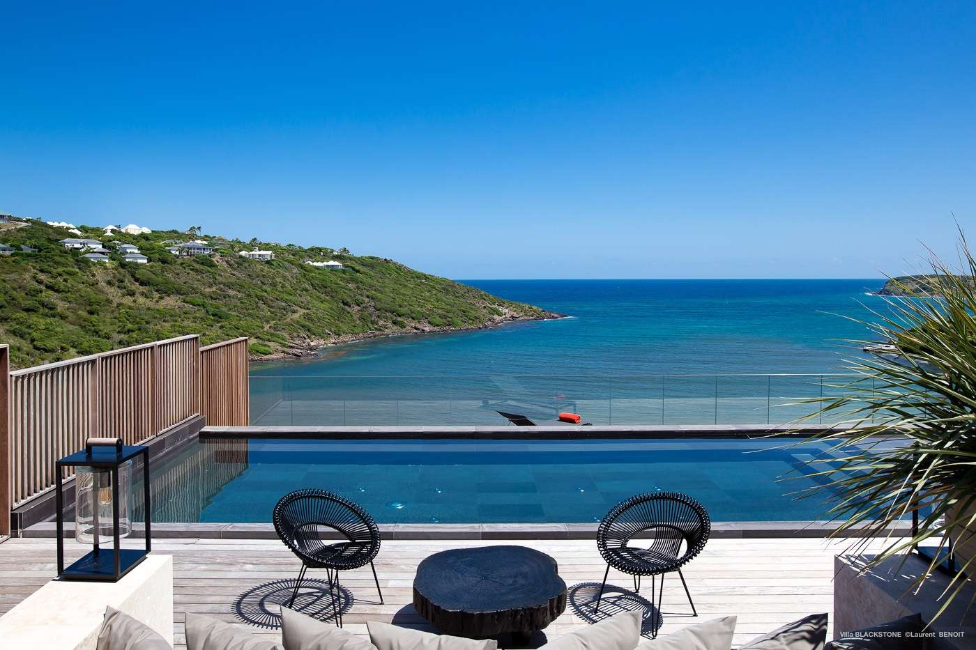 Luxury villa rentals caribbean - St barthelemy - Marigot - No location 4 - Blackstone - Image 1/56