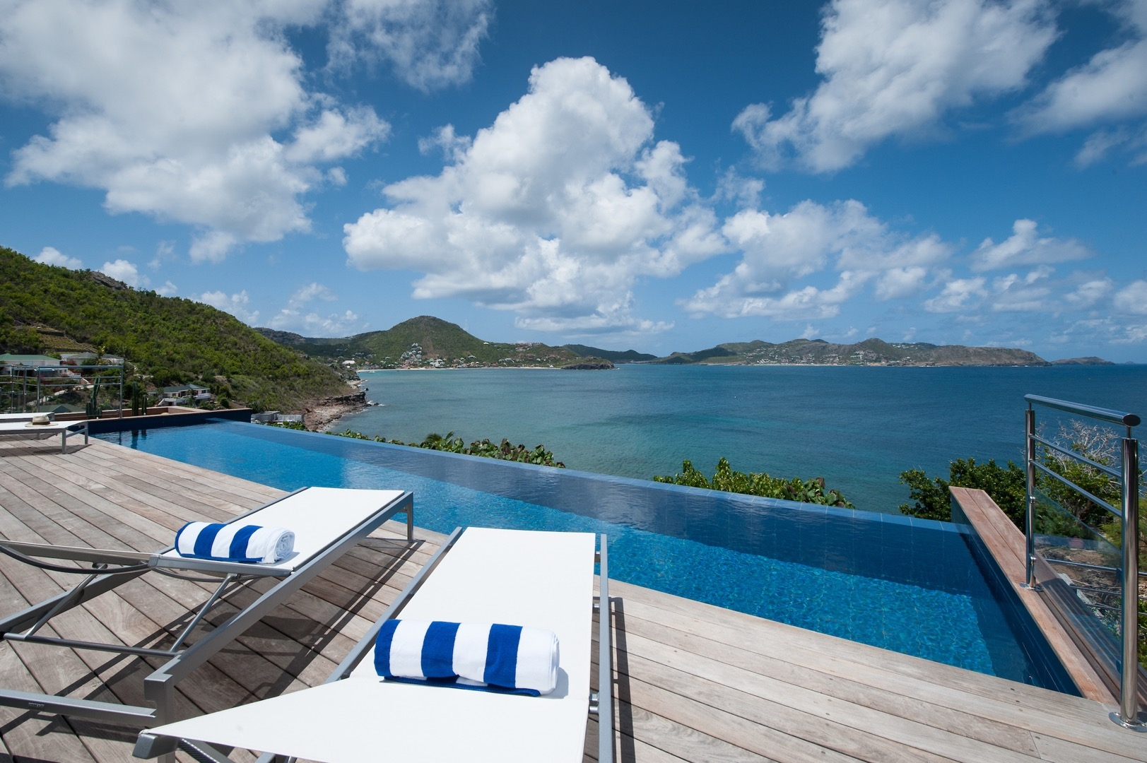 Luxury villa rentals caribbean - St barthelemy - Pointe milou - No location 4 - Pointe Milou - Image 1/20