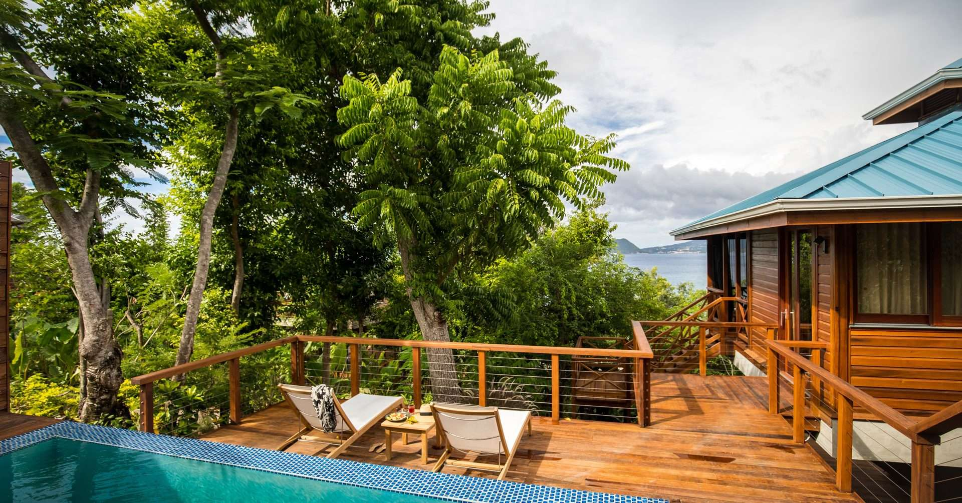 Luxury villa rentals caribbean - Dominica - Secret bay - No location 4 - Ylang Ylang Villa II - Image 1/10