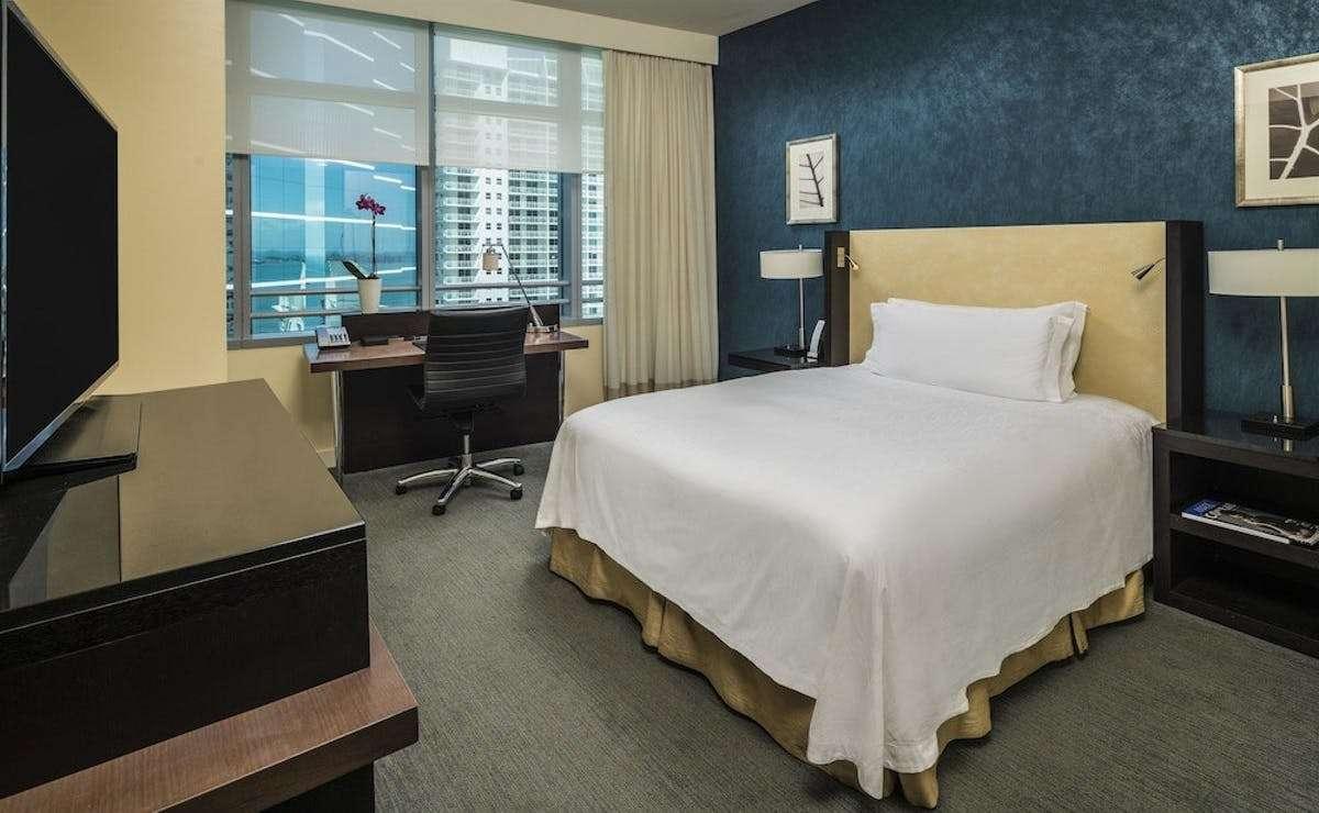Luxury vacation rentals usa - Florida - Miami - Conrad miami - 1 BDM City View - Image 1/5