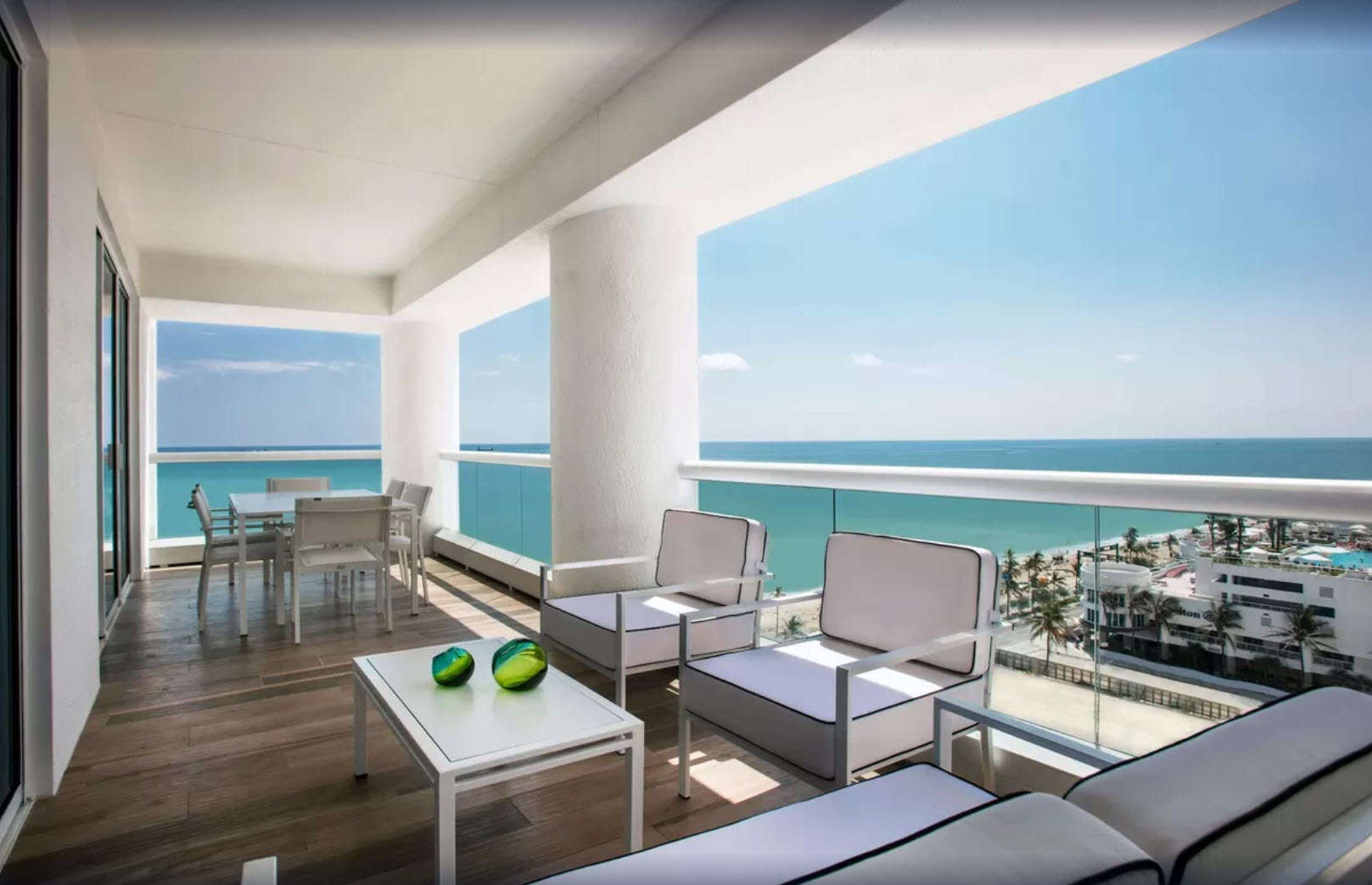 Luxury vacation rentals usa - Florida - Fort lauderdale - Conrad fort lauderdale beach - 2 BDM Oceanfront - Image 1/10