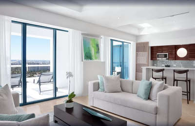 4 BDM Oceanfront Penthouse