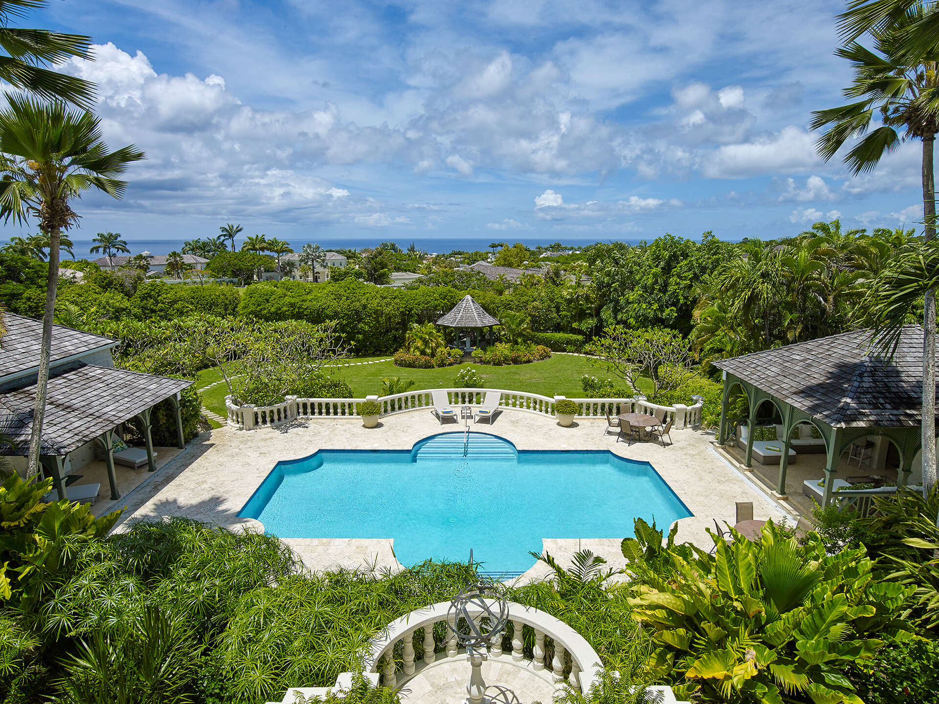 Luxury villa rentals caribbean - Barbados - St james - Royal westmoreland golf resort - Bajan Heights - Image 1/21