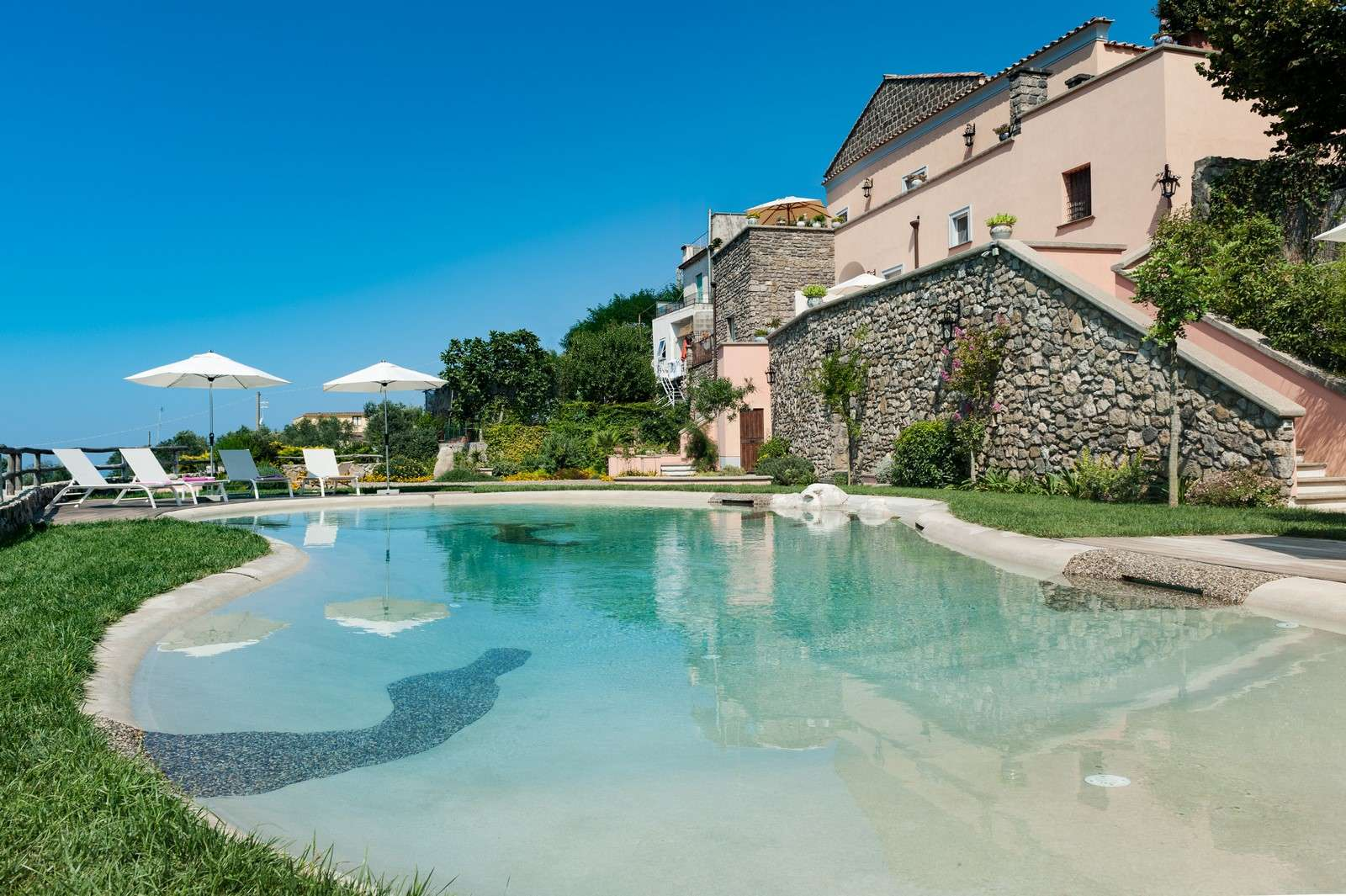 Luxury vacation rentals europe - Italy - Amalfi coast - Termini - Sophia - Image 1/38