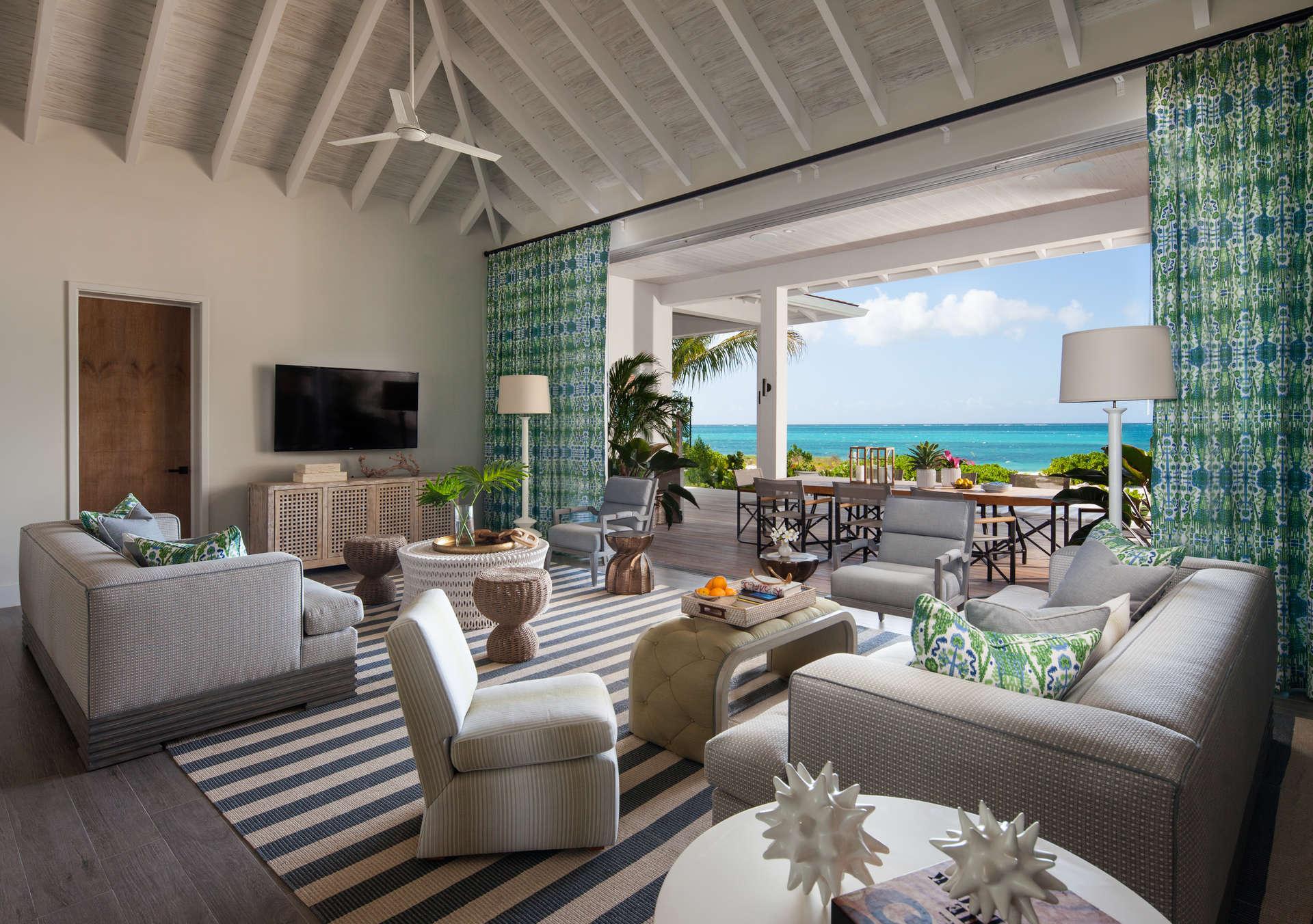 Luxury villa rentals caribbean - Turks and caicos - Providenciales - Grace bay club - The Residences | Frangipani - Image 1/9