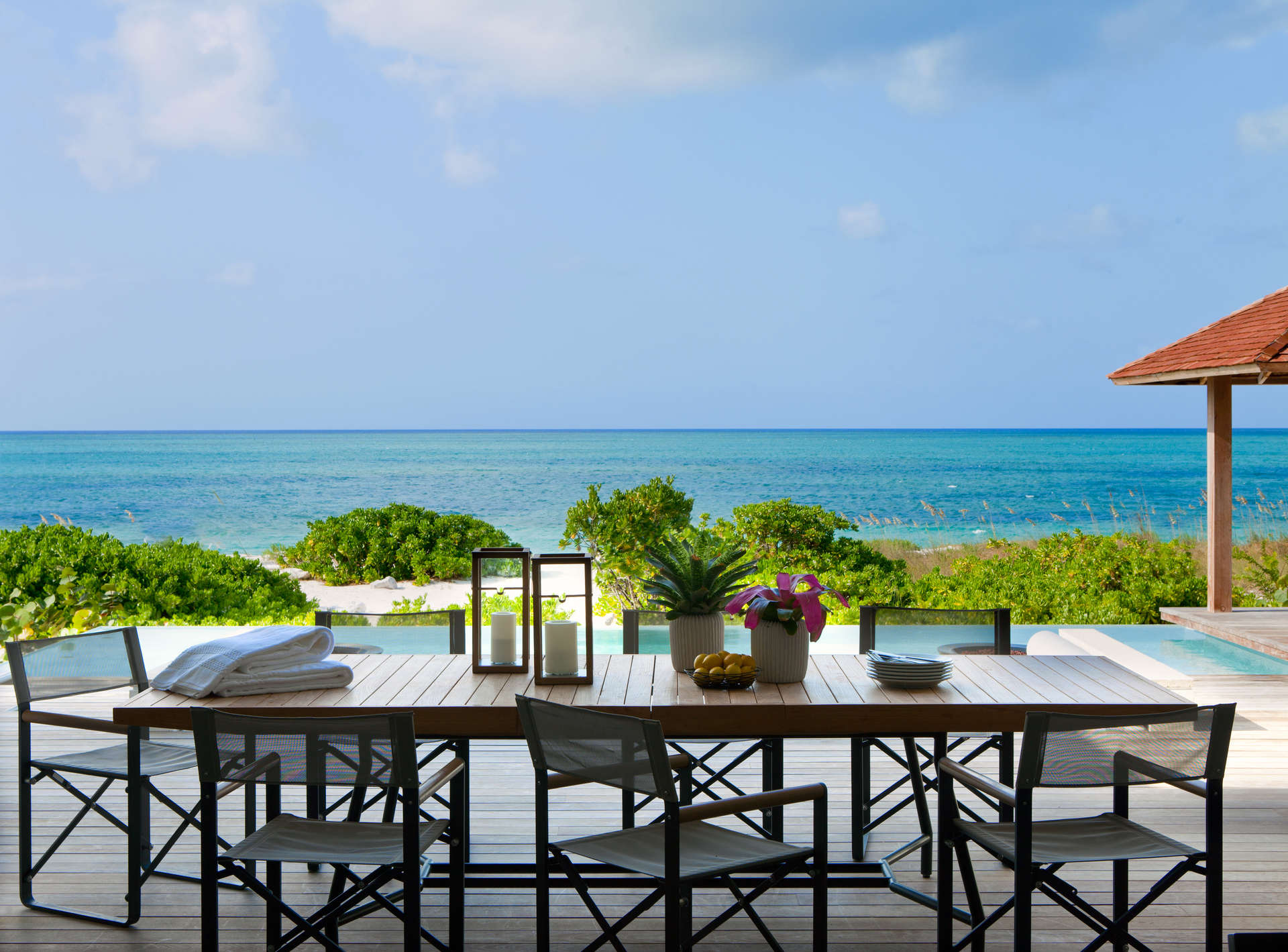 Luxury villa rentals caribbean - Turks and caicos - Providenciales - Grace bay club - The Residences | Graceful Living - Image 1/8