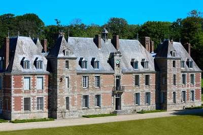 Chateau de Caux