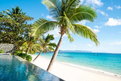 3 BDM Beachfront Villa