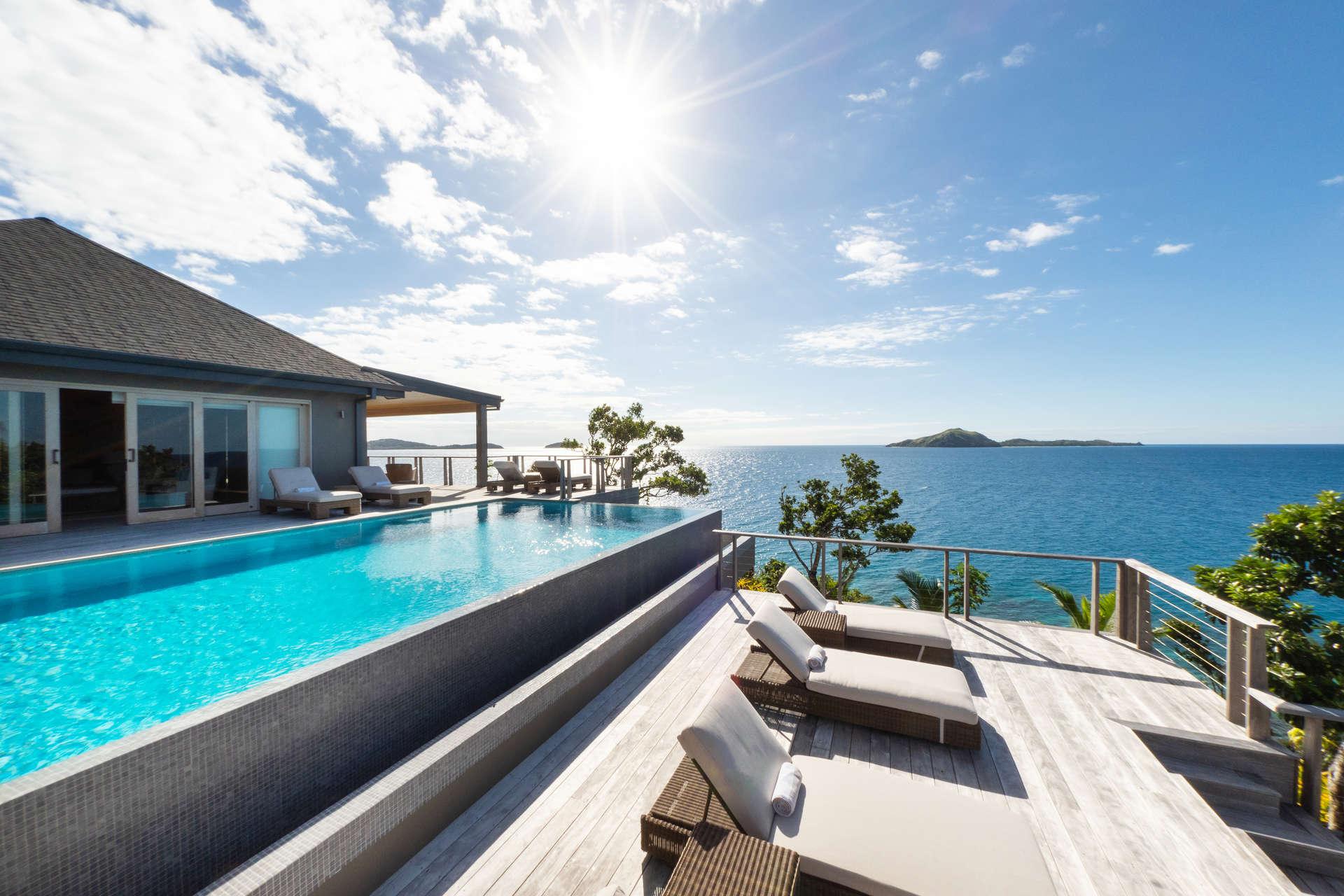 Oceania - Fi ji - Yaukuve levu  island - Kokomo private  island resort - Ocean Luxury Residence - Image 1/15