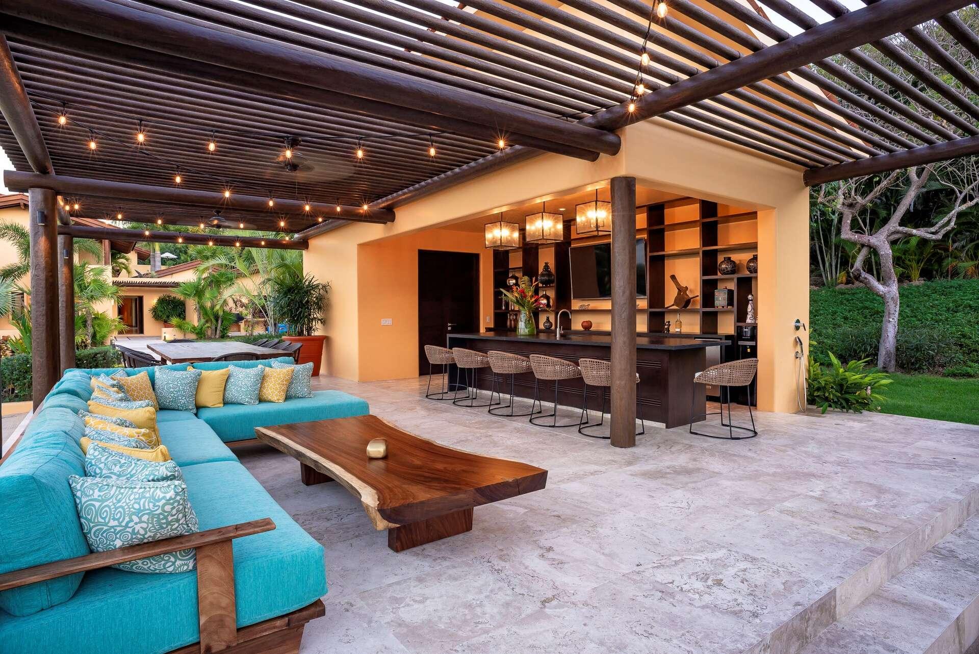 Luxury vacation rentals mexico - Punta mita - Kupuri estates - Casa Querencia - Image 1/15