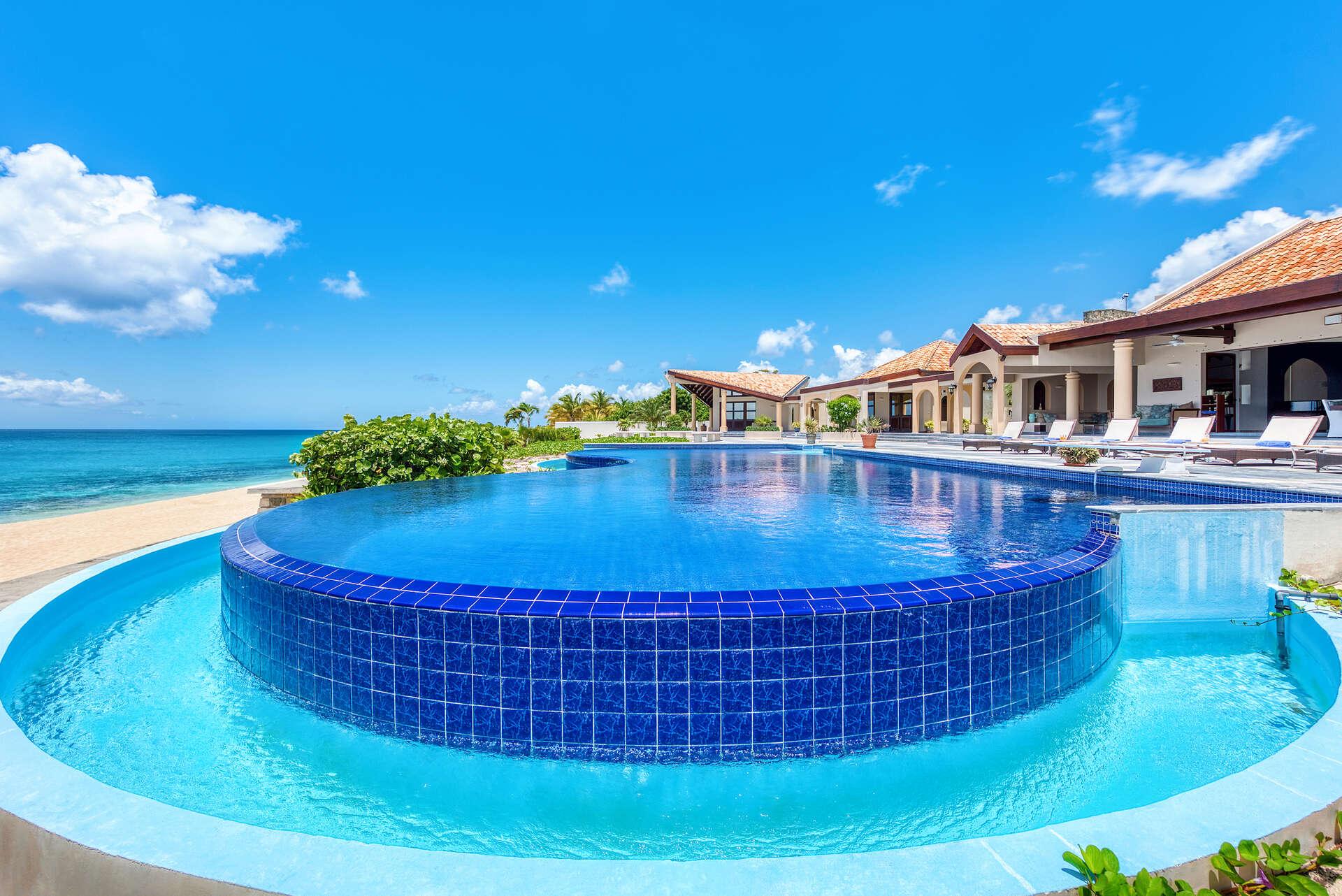 Luxury villa rentals caribbean - St martin - Saint martin french - Les terres basses - Casa de la Playa Villa - Image 1/28