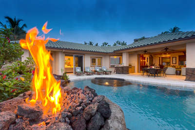 Kona Sunset Villa
