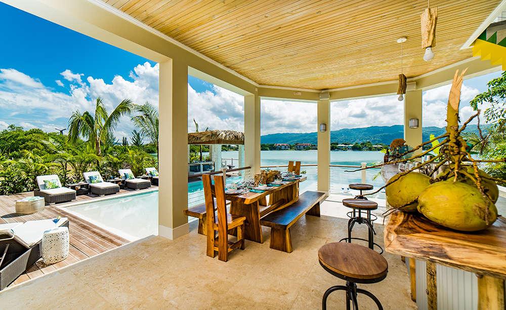 Luxury villa rentals caribbean - Jamaica - Montego bay - No location 4 - Everything Nice by the Sea - Image 1/18