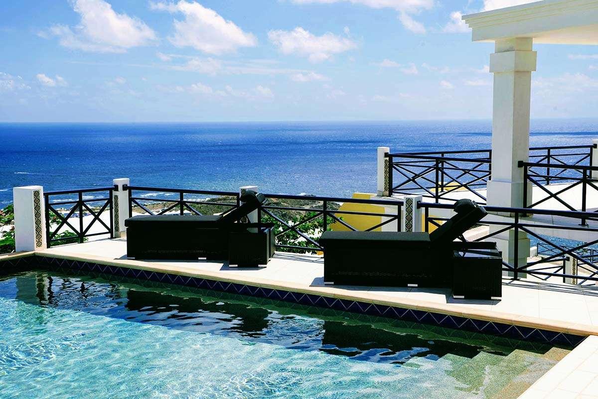 Luxury villa rentals caribbean - St martin - Sint maarten - Oyster pond - Glacier Moreno - Image 1/41