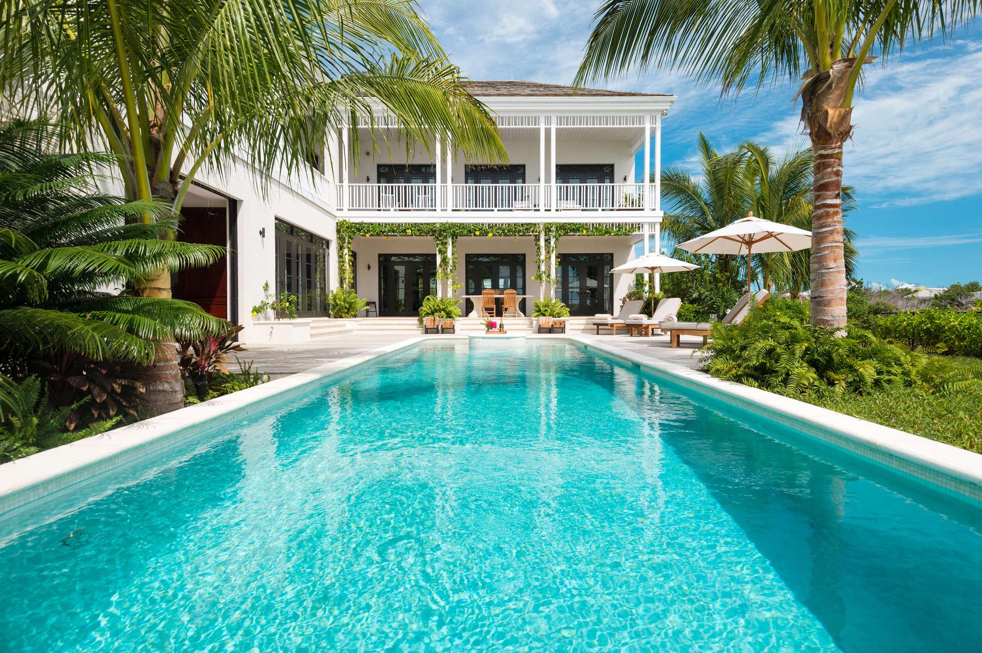 Luxury villa rentals caribbean - Turks and caicos - Providenciales - Grace bay - Saving Grace - Image 1/16